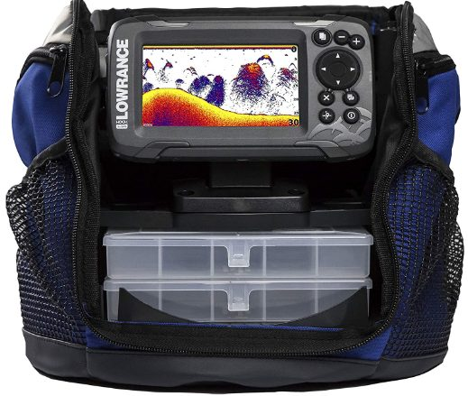 Lowrance HOOK²  4X Ice Fishing Finder best ice fishing  finder