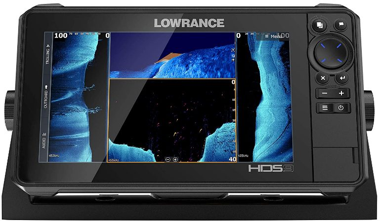 Best Lowrance Fish Finder. Lowrance HDS-7 Live 7