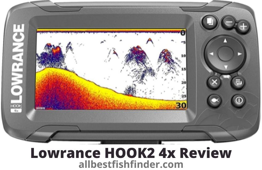 lowrance hook2 4x review